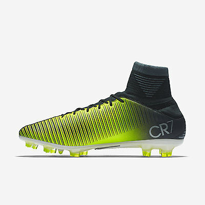 Nike Mercurial Veloce Iii Df Cr7 Fg Men's Soccer Cleats Sizes 10-13 852518-376