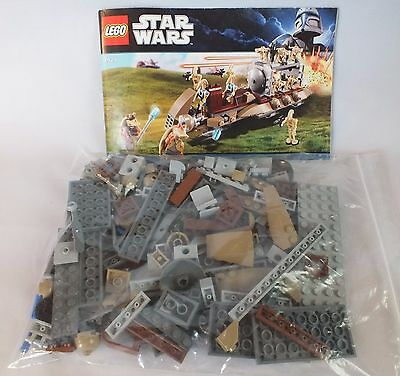 Lego 7929 The Battle of Naboo - ohne Figuren, without minifigs -  Star Wars