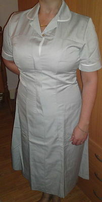 PRICE REDUCED!! Grey Beauticians/Nurses Dress size 12