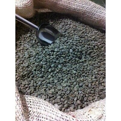 1 KG Raw Washed Kenya AA FAQ Arabica Green Coffee Beans for home roaster Cafe