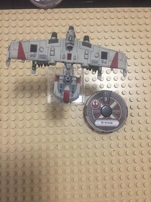 Star Wars X-wing - K-wing And Dial