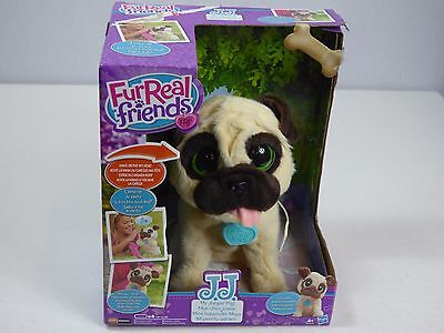 Furreal Friends JJ My Jumping Pug Pet Toy SPARES OR REPAIR - MOVEMENT WORKS