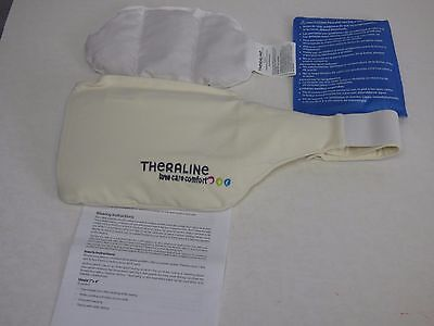 Theraline Caesarean Belt C-Section Recovery Protects Support Soothes Pillow