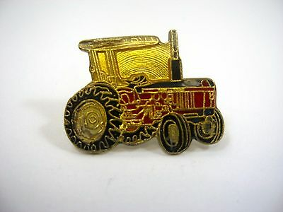 Vintage Collectible Pin: Tractor Farm Equipment Farming