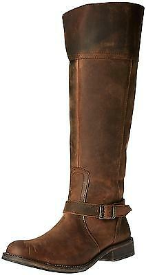 1883 by Wolverine Women s Margo Riding Boot Brown 9.5 M US