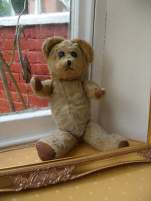Lovely Vintage Teddy Bear, In Need Of Tlc - Chad Valley?