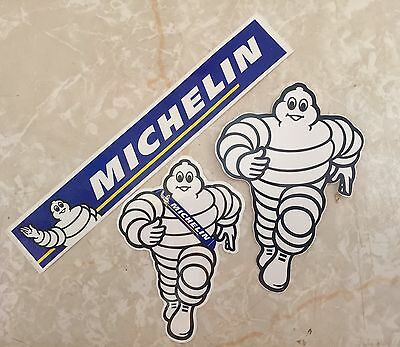 Michelin Decal Pack