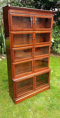 Minty Sectional Stacking Bookcase