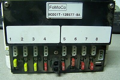 Whelen 8 function relay  LIGHT control box or other  UPDATE LOT 2