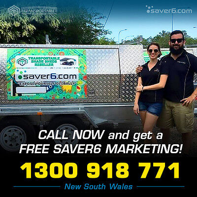 Business for Sale Work from Home Mobile Trailer Business Finance Available NSW