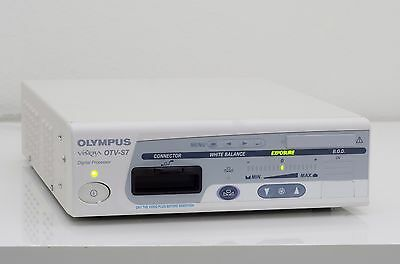 OLYMPUS VISERA OTV-S7V Video System with Cables - Nearly New