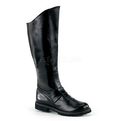 Batman Super Hero Darth Vader Villian Police Swat Space Cosplay Costume  Boots