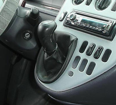 Leather Gear Shift Gaiter Cover Sleeve fit Mercedes Vito I  W638 1996 - 2003