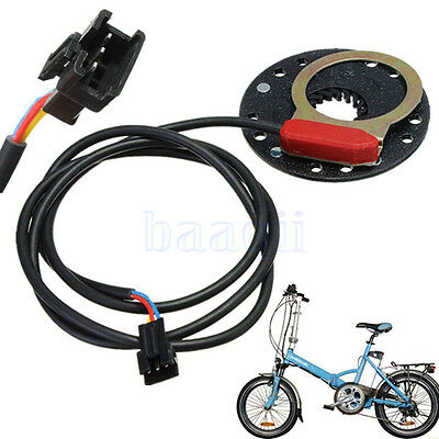 Electric Bike Power Pedal Assisted Sensor PAS Voltage Mode eBike Assistant DA