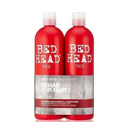 TIGI Bed Head Urban Antidotes 3RESURRECTION Shampoo + Spülung Twe DUO  je 750ml