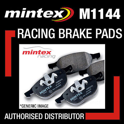 Mdb1377 Mintex M1144 Racing Brake Pads Fast Road / Track  New In Box!