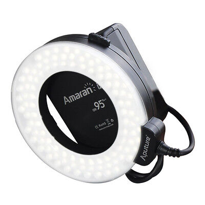 The latest Aputure -Photography LED Ring light - 100 LED Continue SN