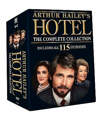 Hotel . The Complete Series Collection . Season 1 2 3 4 5 . 20 DVD . NEU