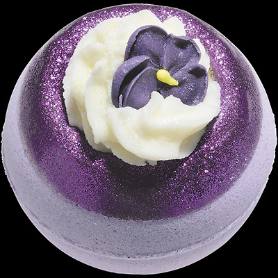 Bomb Cosmetics Bath Blaster Bomb V For Violet - Buy 1 Get 1 At 40% Off