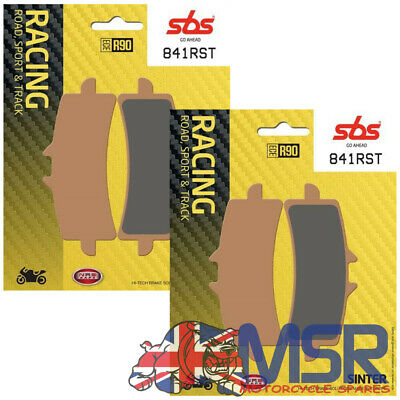 Ducati 1299 Panigale Front Brake Pads SBS 841RS Race Sinter 2015-2017