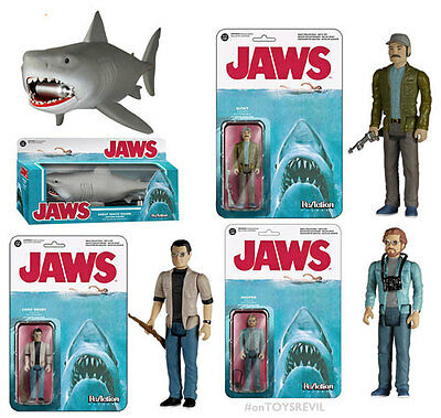 Jaws ReAction Figure -  Great White Shark IN STOCK NOW