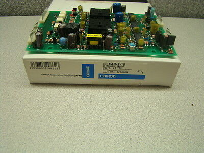 Omron EAR-2-10 C Ultrasonic Switch Board