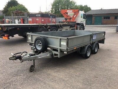 Ifor Williams Lm126 Flatbed Trailer - 51063273