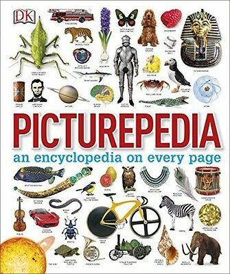 Picturepedia - Book by DK (Hardcover, 2015)