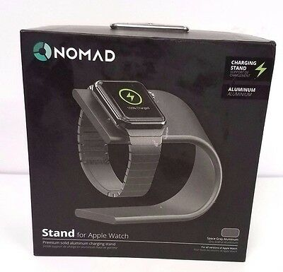 New Nomad NOMADSTAND Charging Stand for Apple Watch