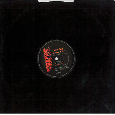 "The Cramps - Let's Get F*cked Up - 1994 UK - Creation CRELP 170TP - 12"" Promo"