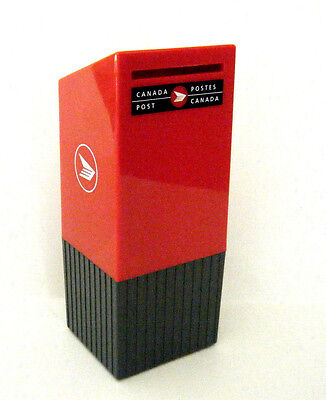 Canada Post Mail Box Coin Box Piggy Bank Collectible New In Box