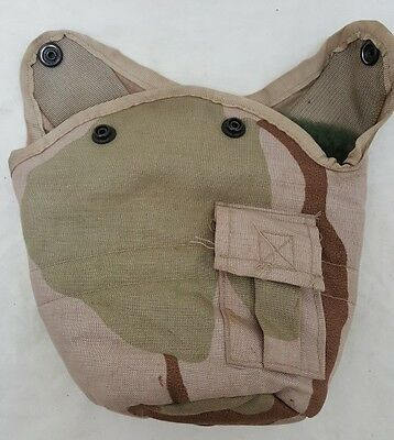 Insulated 3-Color Desert Canteen Cover