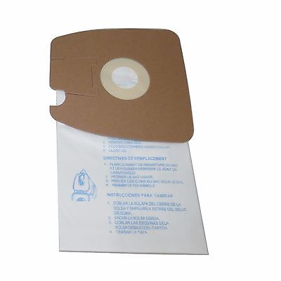Eureka Style MM Vacuum Bags Type M M Vac Mighty Mite Micro Allergen Filtration