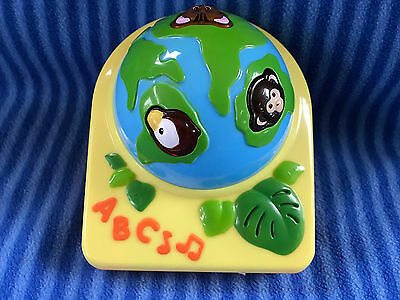 Evenflo Triple Fun Jungle Exersaucer Animal Globe Toy Replacement Part