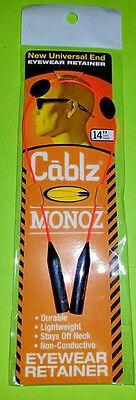 "Cablz Monoz 14"" Cable Orange (10/C)"