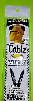 "Cablz Monoz 14"" Cable White (10/C)"
