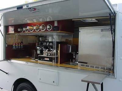 2007 Chevrolet Express Mobile Coffee Truck