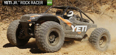 AX90054 Yeti Jr.™ 1/18th Scale Electric 4WD - RTR  AXIAL