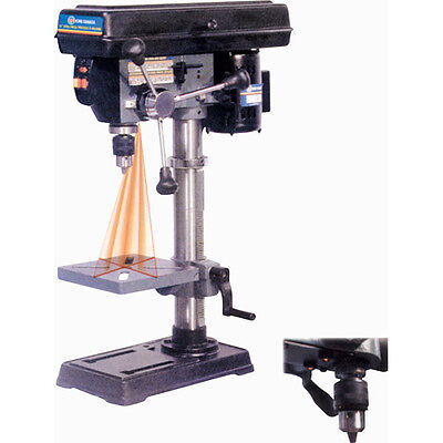 "King Canada Tools KC-110N 10"" DRILL PRESS WITH DUAL LASER GUIDE SYSTEM Perceuse"