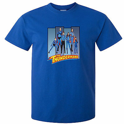 Childs T-Shirt -  The Thundermans - Many Sizes & Colors - Free Shipping!