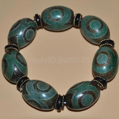 "Certified 100%Natural Tawny agate Bracelets""Grade A"""