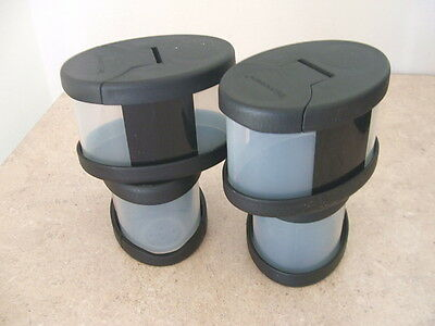 orient express tupperware spice holders