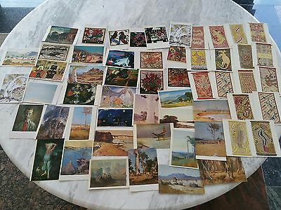 Vintage Postcards Australian Art and Artists approx 50 cards.  Unused