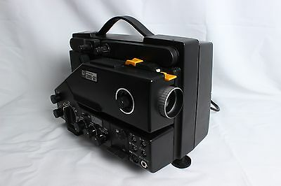 Super 8 Sankyo Sound 502 Super Single 8 Projector, Tested Working Condition