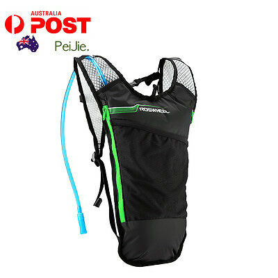 Peijie ROSWHEEL Cycling 2L Water Bag Multifunctional Backpack +5L Hydration Hiki
