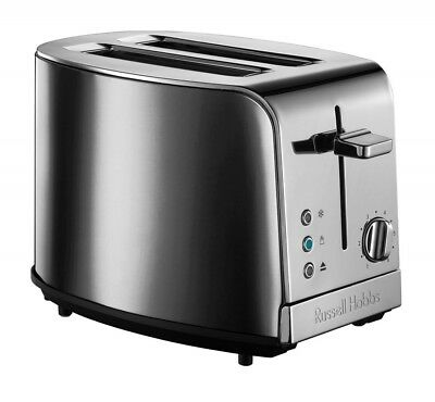 Russel Hobbs Jewels Moonstone Grey Toaster 21782-56