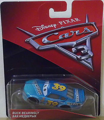 Disney Pixar Cars 3 ~ Die-Cast ~ Buck Bearingly
