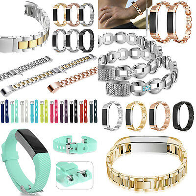 Various Band Replacement Wristband Watch Strap Bracelet For Fitbit Alta/Alta HR