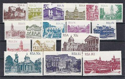 Sud Africa South Africa 1982 Serie corrente 506-22 MNH