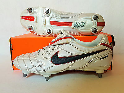 Nike Tiempo Air Legend Iii Sg Uk 9 Us 10  Football Boots Soccer Cleats